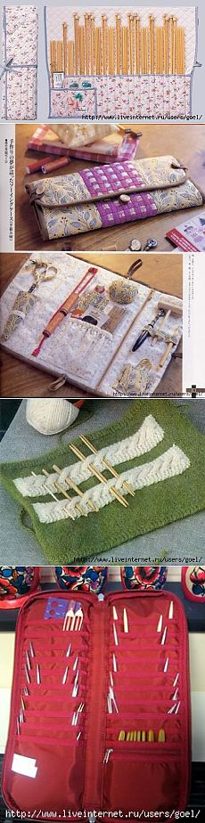 Various ideas for needlework, a decor, knittings (from the Internet) \/ Other types needlework \/ Sewing