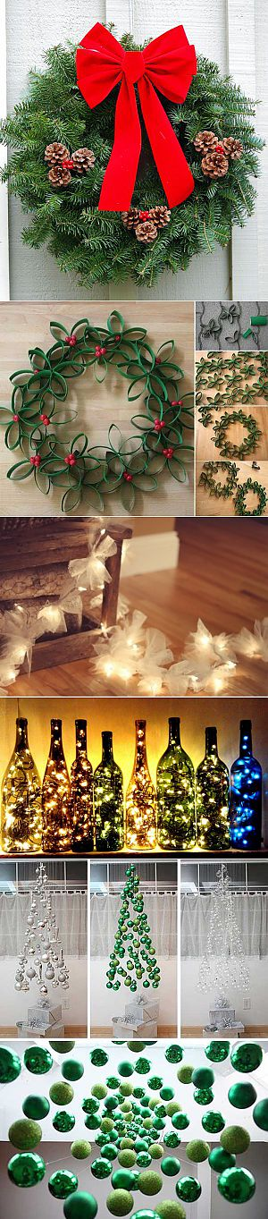 Christmas decorations the hands: we create the fairy tale | Ladies venue