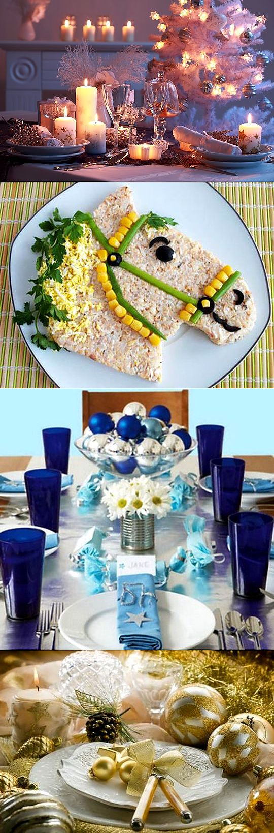 How to lay the New Year's table | muzrestor.ru