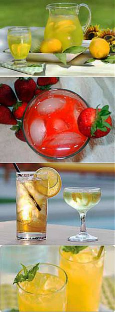 Home-made lemonade. Recipes. | Irina Zaytseva's Blog