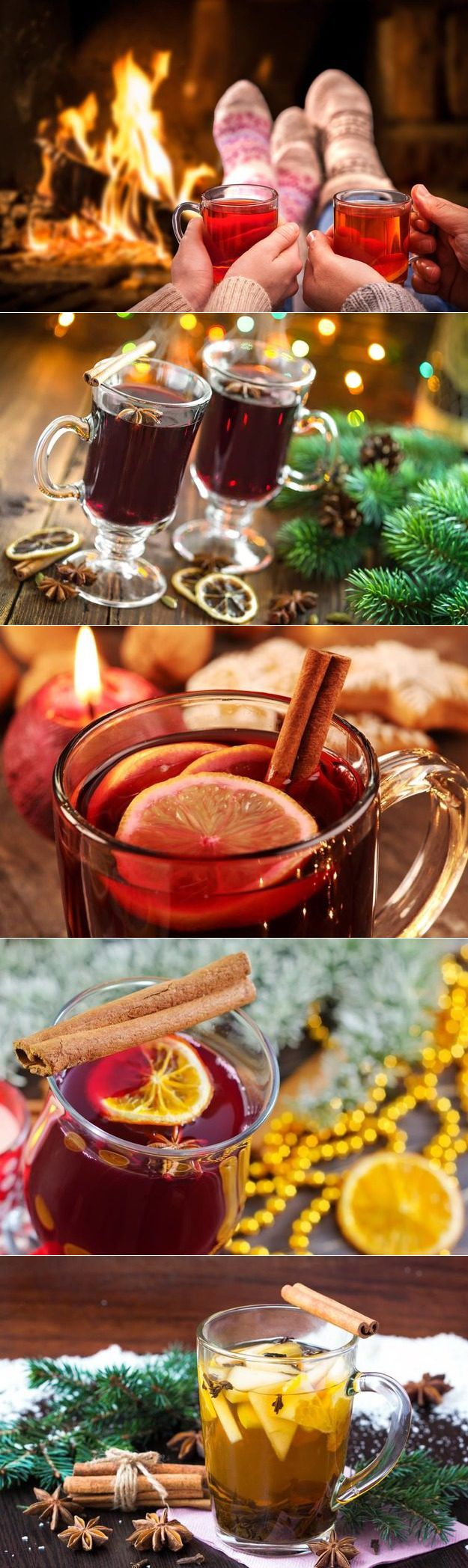 5 ways to prepare the most tasty mulled wine